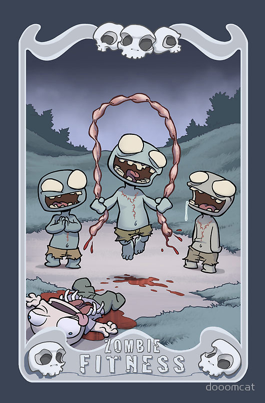 Zombie-fitness