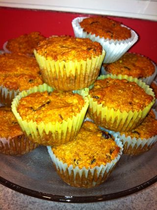 Jack pumpkin muffins 4.2