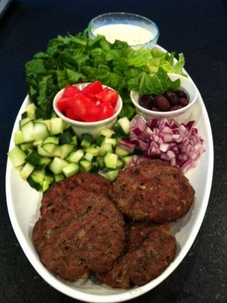 Gyro salad 3